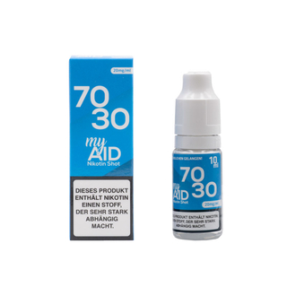 my AID - 70/30 Nikotin Shot 10ml 20mg/ml