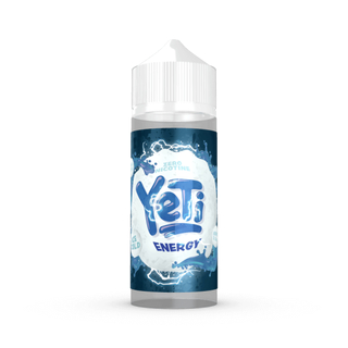 Yeti - Energy 100ml Liquid 0mg