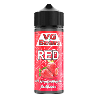 Vaping Bears - VG Bears Red 10ml Longfill