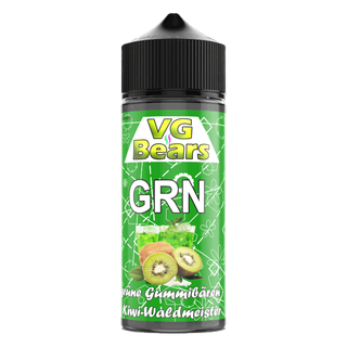 Vaping Bears - VG Bears Green 10ml Longfill
