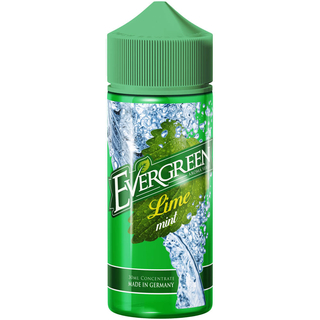 Evergreen - Lime mint 30ml Aroma