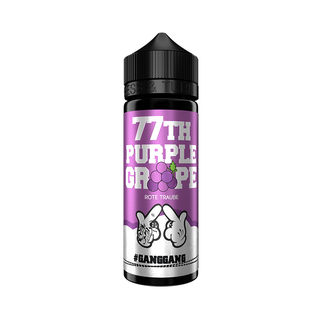 #ganggang - 77th Purple Grape 20ml Aroma