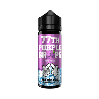#ganggang - 77th Purple Grape ICE 20ml Aroma