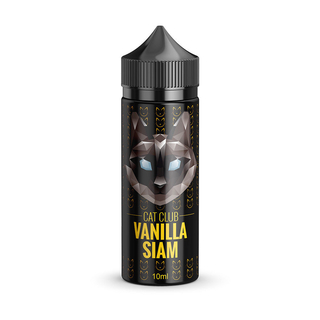 Cat Club - Vanilla Siam 10ml Aroma
