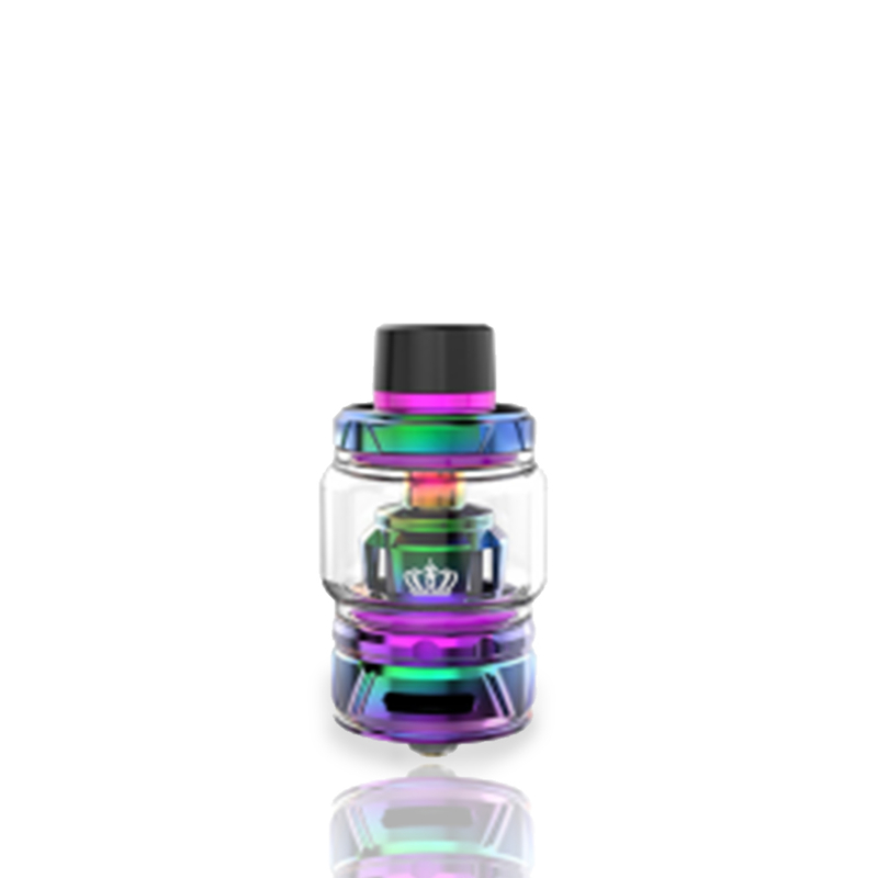 UWELL Crown 4 Tank Verdampfer Rainbow