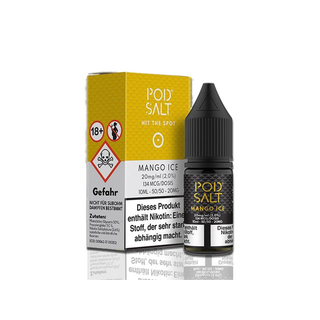 Pod Salt - Mango Ice 10 ml - 20 mg/ml