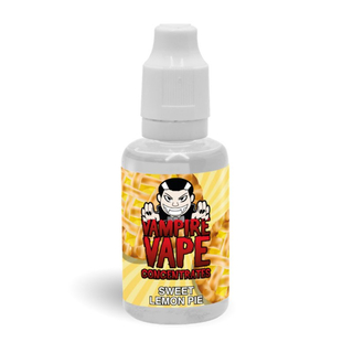 Vampire Vape - Sweet Lemon Pie