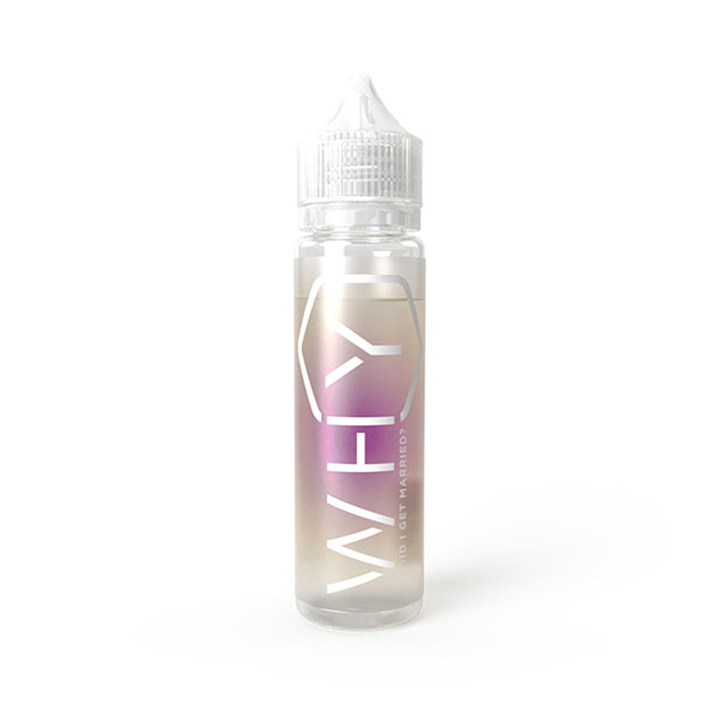 Why - Why did I get married? DIY E-Liquid