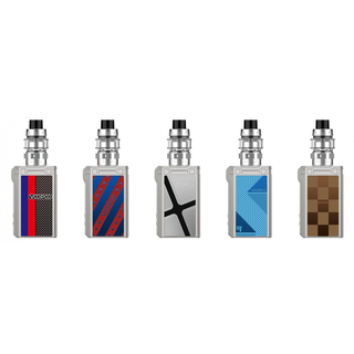 Alpha Zip Mini Akku mit Maat Clearomizer by VooPoo