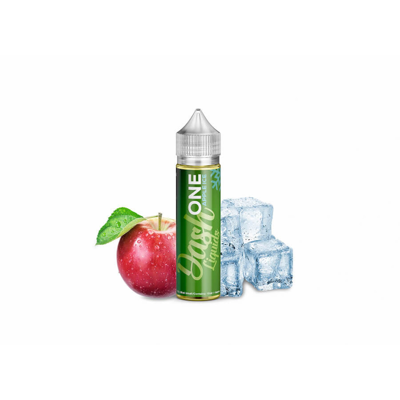 Dash Liquids - One Apple Ice 15ml Aroma