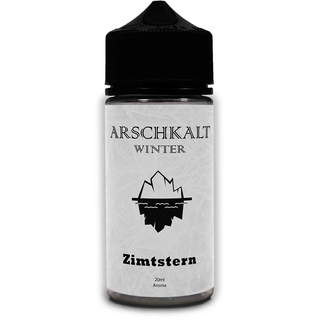 Arschkalt Winter Edition - Zimtstern 20ml Aroma