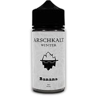 Arschkalt Winter Edition - Banana 20ml Aroma
