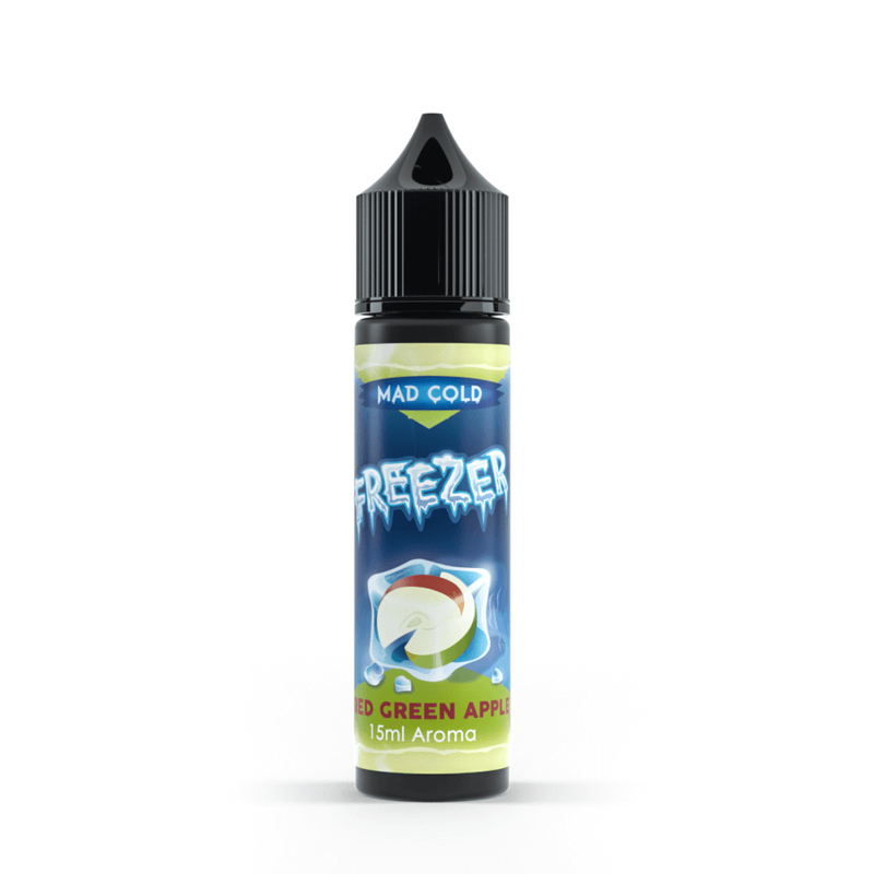 Freezer 15ml Liquid Aroma Red Green Apple