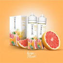 Skwezed 2x50ml OVERDOSED - E-Liquid made in USA GRAPEFRUIT