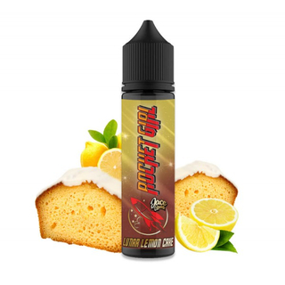 Rocket Girl - Lunar Lemon Cake 15ml Aroma + 60ml...