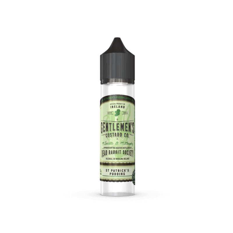 Gentlemens Custard - St. Patricks Pudding 15ml Longfill Aroma