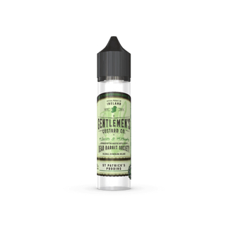 Gentlemens Custard - St. Patricks Pudding 15ml Longfill...