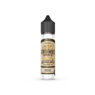 Gentlemens Custard - Vanille Pudding 15ml Longfill Aroma