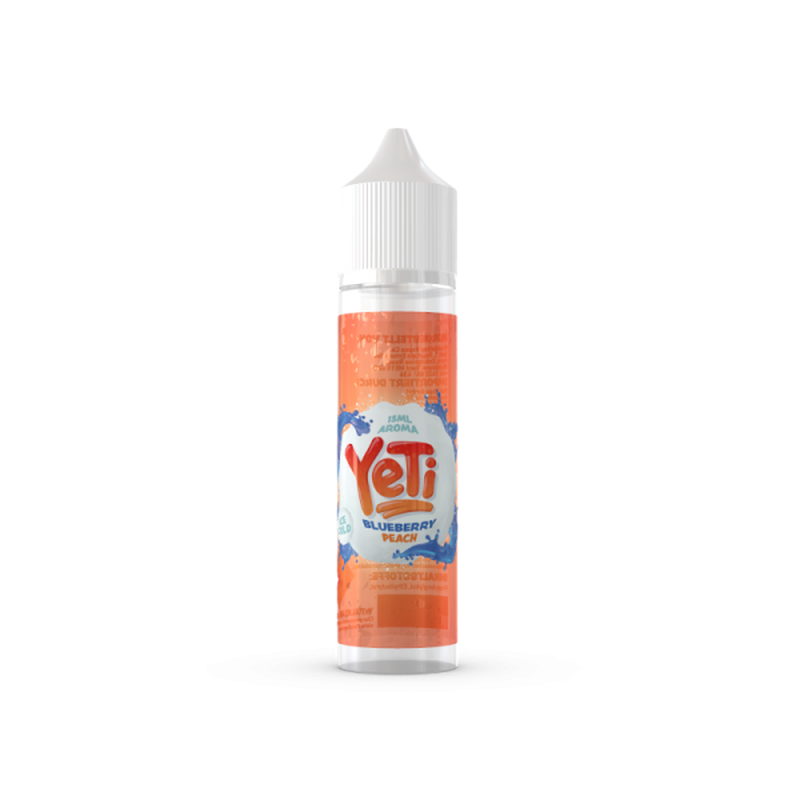 Yeti - Blueberry Peach 15ml Aroma