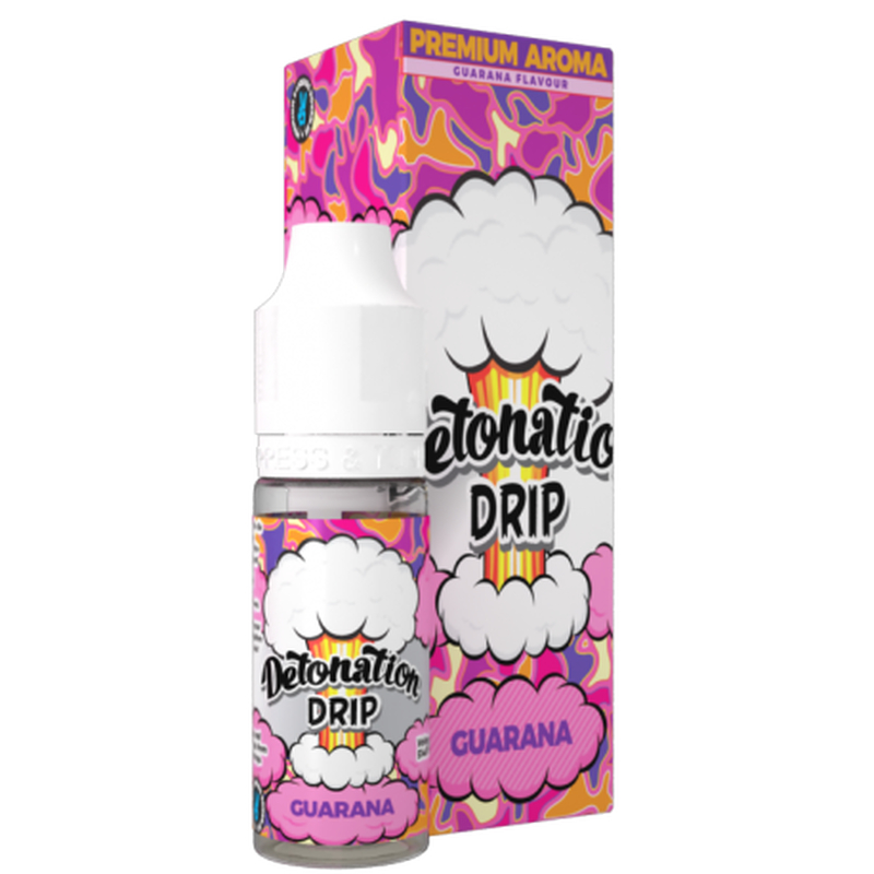 Guarana by Detonation Drip 10ml Aroma