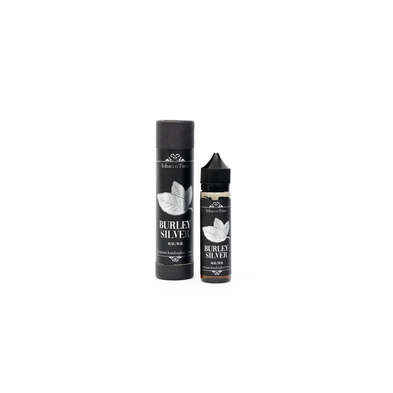 Tobacco Time - Burley Silver 20ml Aroma Longfill