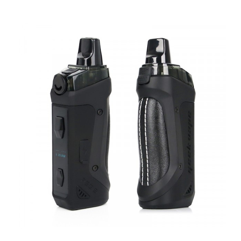 GeekVape Aegis Boost Kit - 1500 mAh - 40 Watt - 3,7 ml Space Black