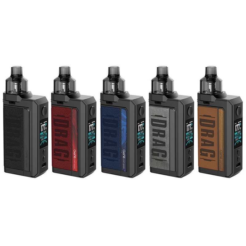 Voopoo - Drag Max Pod Kit 177 Watt